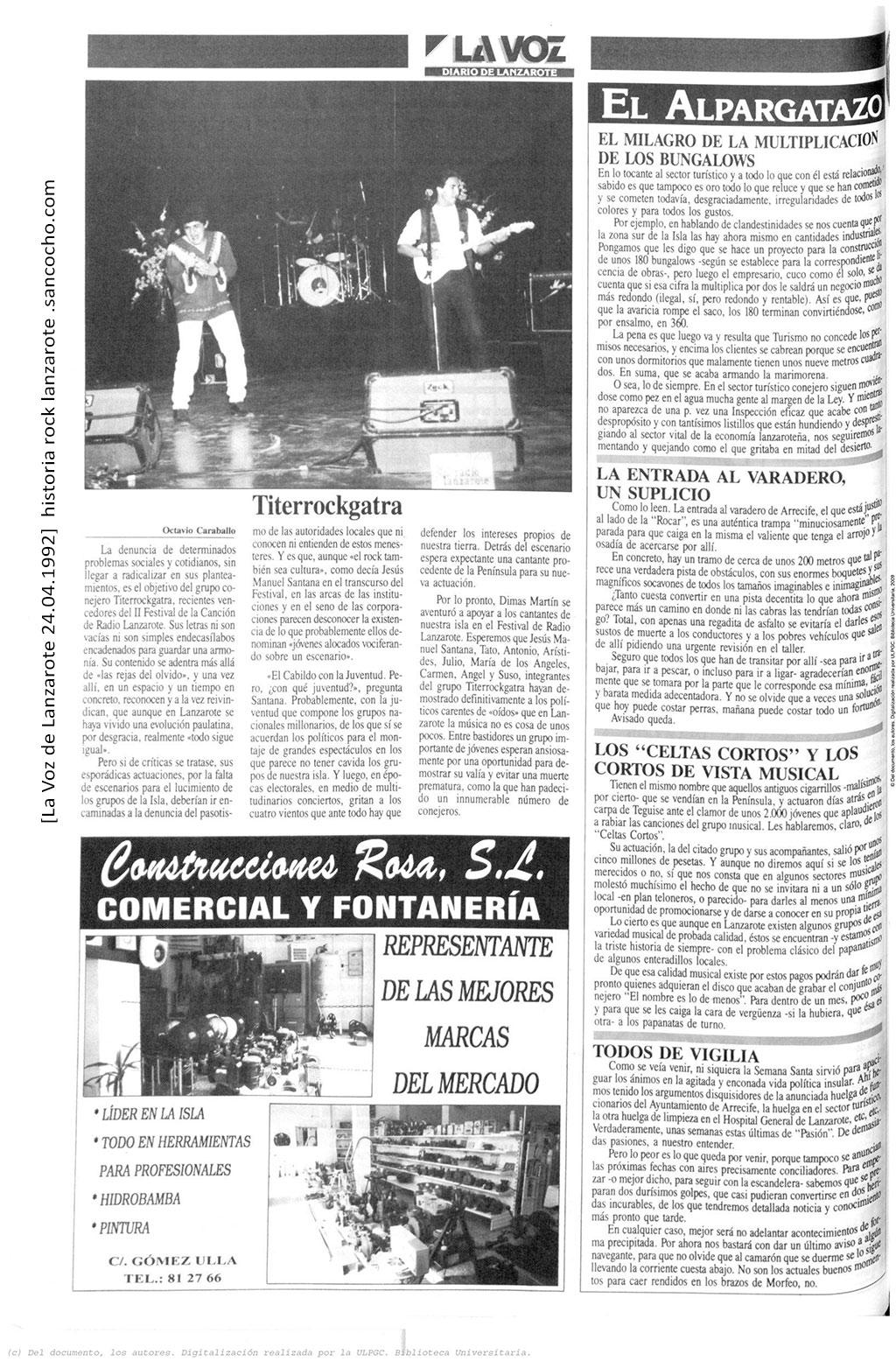 La-Voz-de-Lanzarote-24041992-Titerrockgatra